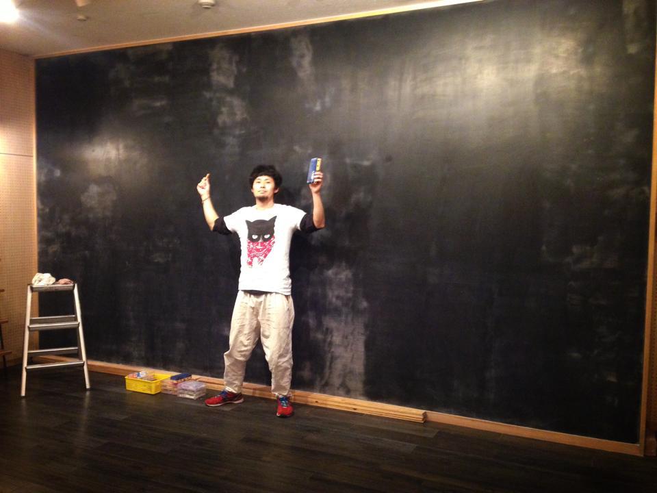 黒板アート2